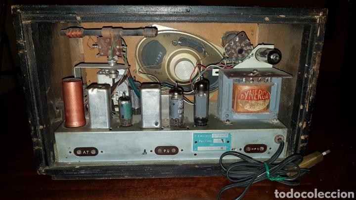 Radios de válvulas: RADIO DE VALVULAS CLARVILLE. Años 1950~ - Foto 4 - 160312749