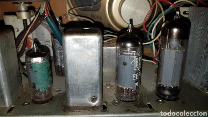 Radios de válvulas: RADIO DE VALVULAS CLARVILLE. Años 1950~ - Foto 7 - 160312749