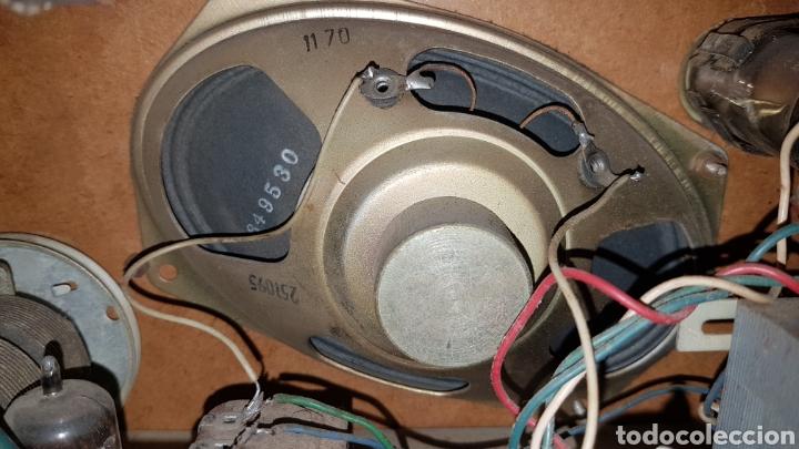 Radios de válvulas: RADIO DE VALVULAS CLARVILLE. Años 1950~ - Foto 8 - 160312749