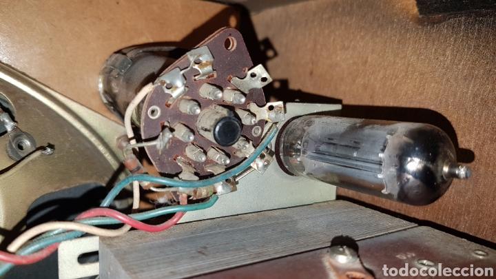 Radios de válvulas: RADIO DE VALVULAS CLARVILLE. Años 1950~ - Foto 11 - 160312749