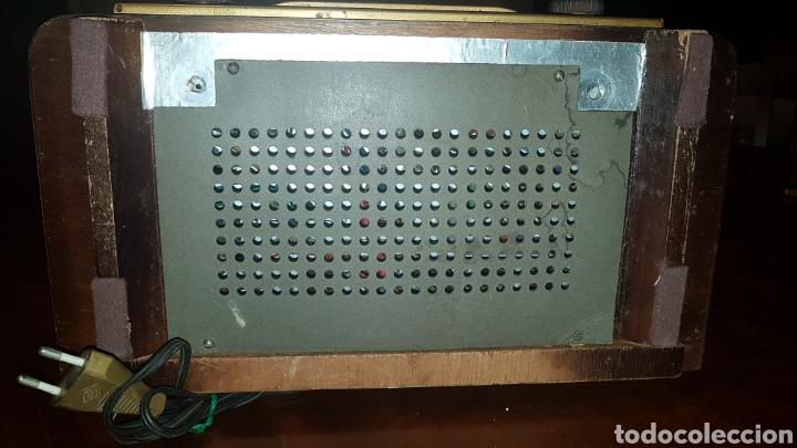 Radios de válvulas: RADIO DE VALVULAS CLARVILLE. Años 1950~ - Foto 12 - 160312749