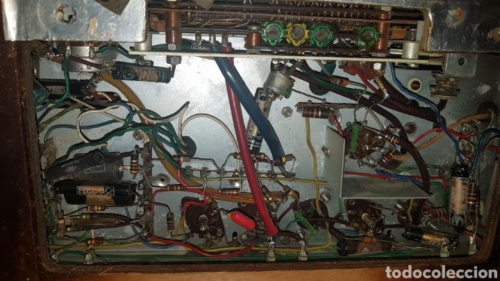 Radios de válvulas: RADIO DE VALVULAS CLARVILLE. Años 1950~ - Foto 13 - 160312749