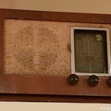 Radios de válvulas: RADIO DE VALVULAS AÑOS 1930~ ¡¡¡¡ OPORTUNIDAD: 20% DESCUENTO HASTA 31/08/19 !!!!. Lote 160313308