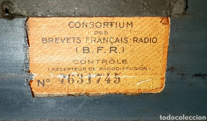 Radios de válvulas: RADIO DE VALVULAS años 1930~ - Foto 4 - 160313308
