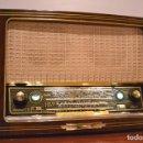 Radios de válvulas: RADIO ANTIGUA SABA MEERSBURG 6. TOTALMENTE REVISADA. 12 MESES DE GARANTIA. VER VIDEO. Lote 160359786