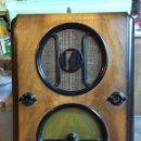 Radios de válvulas: RADIO A VÁLVULAS ERGOS 770 DEL AÑO 1937. Lote 161156476