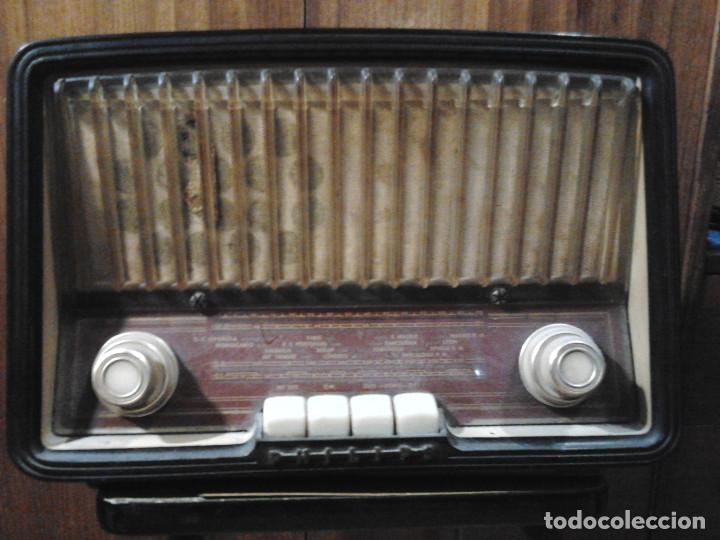 RADIO PHILIPS IBÉRICA, SA +TRANSFORMADOR VOLTAM FUNCIONANDO (Radios, Gramófonos, Grabadoras y Otros - Radios de Válvulas)
