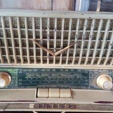 Radios de válvulas: ANTIGUA RADIO INTER MODELO TEXAS. Lote 161581762