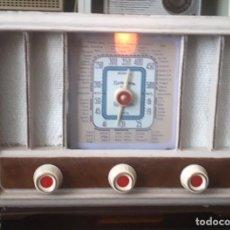 Radios de válvulas: RADIO TUNGSRAM OND HERTZ 752 FUNCIONANDO. VER VIDEO.. Lote 161999622