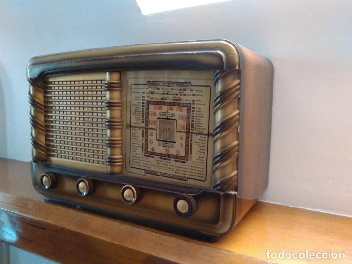Radios de válvulas: RADIO ANTIGUA - Foto 2 - 162582618