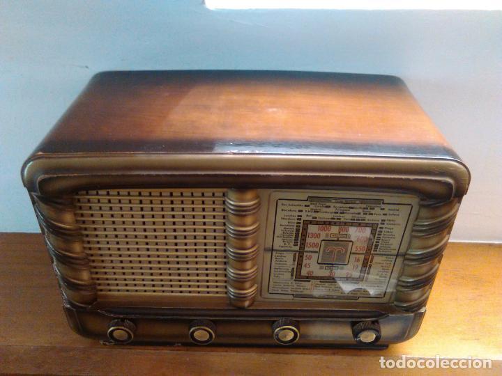 Radios de válvulas: RADIO ANTIGUA - Foto 3 - 162582618