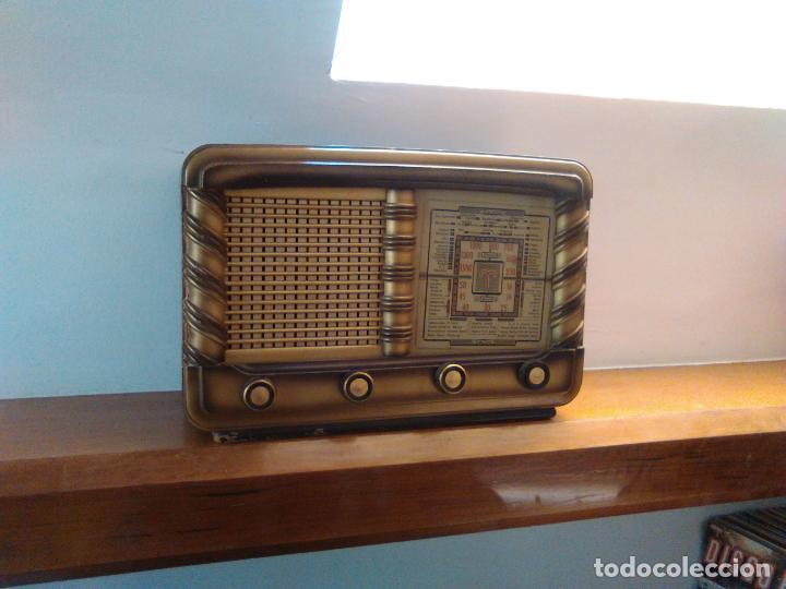 Radios de válvulas: RADIO ANTIGUA - Foto 4 - 162582618