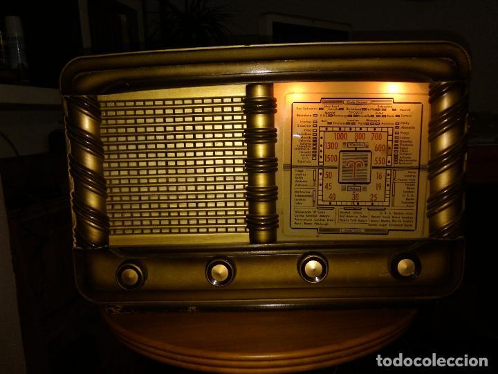 Radios de válvulas: RADIO ANTIGUA - Foto 9 - 162582618