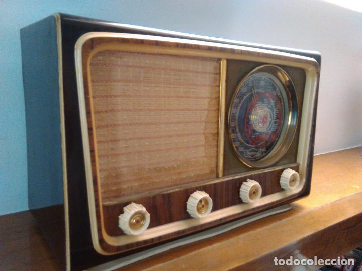 Radios de válvulas: radio antigua a valvulas funciona - Foto 3 - 162582974