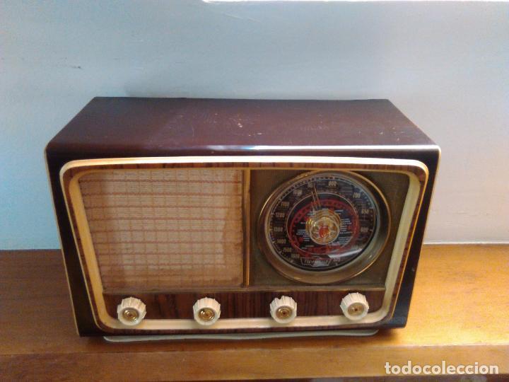 Radios de válvulas: radio antigua a valvulas funciona - Foto 4 - 162582974