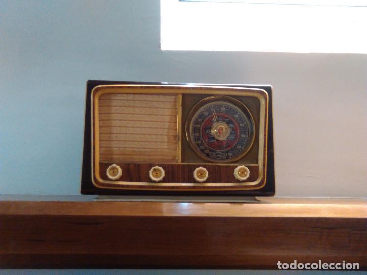 Radios de válvulas: radio antigua a valvulas funciona - Foto 5 - 162582974
