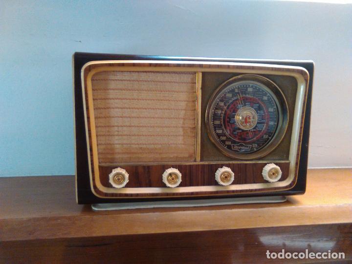 Radios de válvulas: radio antigua a valvulas funciona - Foto 6 - 162582974