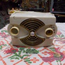 Radios de válvulas: RADIO LAK FUNCIONANDO. Lote 162777114