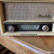 Radios de válvulas: TELEFUNKEN PANCHITO U-2115. Lote 163909666