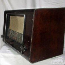 Radios de válvulas: ANTIGUA RADIO TELEFUNKEN SUPER CÓNDOR 965 WK. NECESITA REPARACIÓN.. Lote 165580934