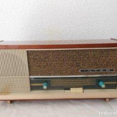 Radios de válvulas: RADIO A VALVULAS INTER PALERMO AM . Lote 166049318