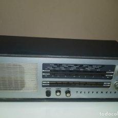 Radios de válvulas: TELEFUNKEN CAMPANELA MODELO A-2636 FM. Lote 166448522