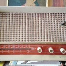 Radios à lampes: RADIO RAGA DE VALVULAS SIN COMPROBAR. Lote 168169421