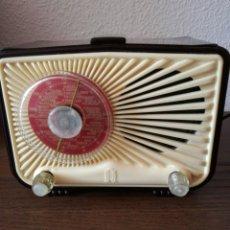Radios de válvulas: APARATO DE RADIO MARCA MADRID RADIO MOD59. Lote 168353866