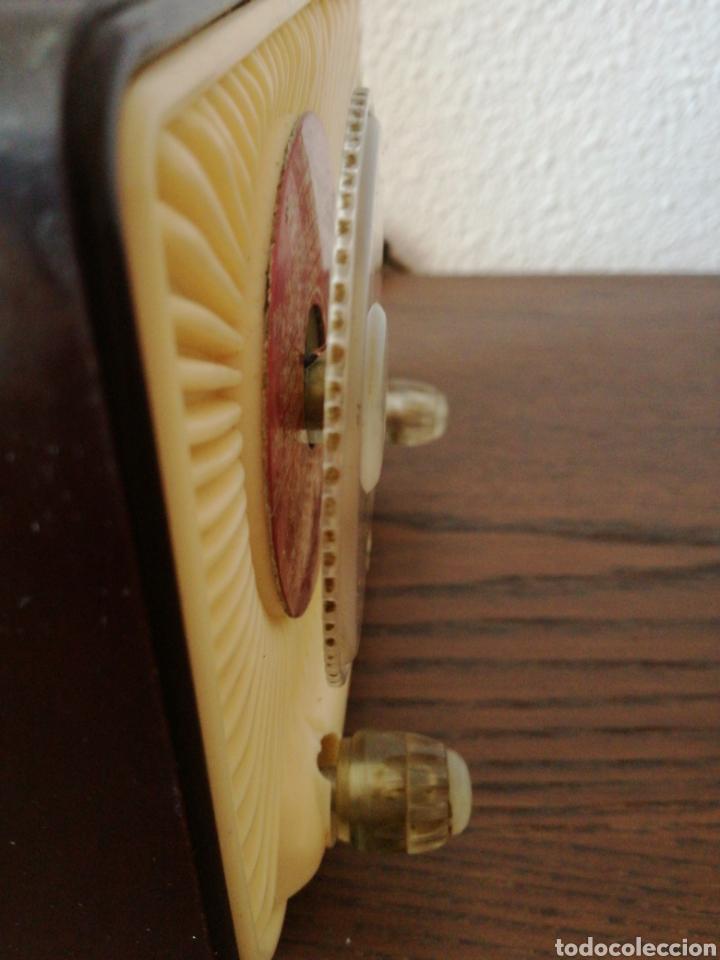 Radios de válvulas: APARATO DE RADIO MARCA MADRID RADIO MOD59 - Foto 6 - 168353866