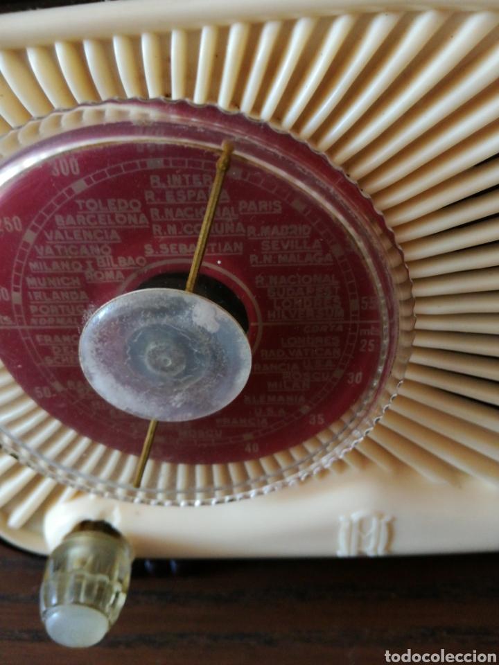 Radios de válvulas: APARATO DE RADIO MARCA MADRID RADIO MOD59 - Foto 17 - 168353866