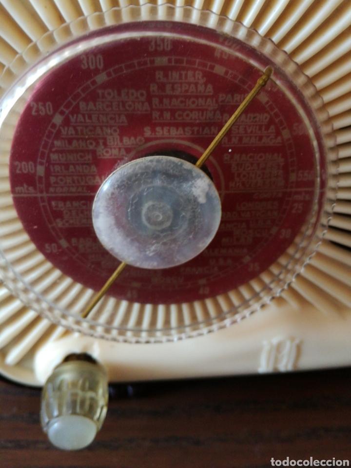 Radios de válvulas: APARATO DE RADIO MARCA MADRID RADIO MOD59 - Foto 18 - 168353866