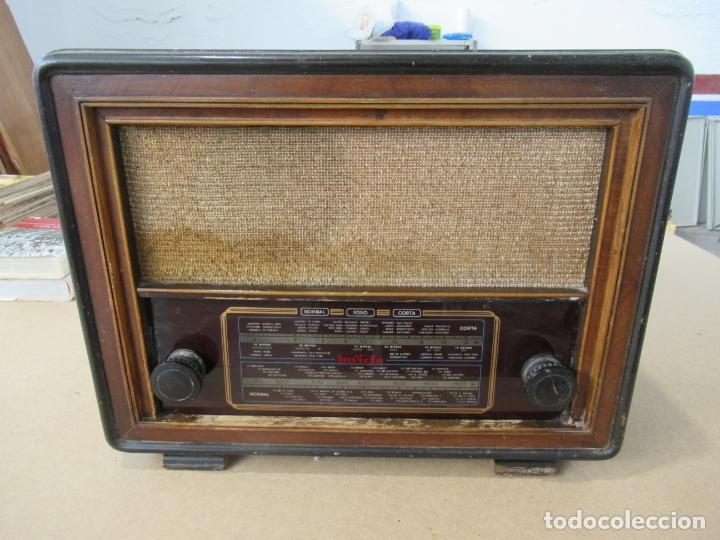 Radios de válvulas: Radio Invicta Mod. 329 - Foto 2 - 168486008