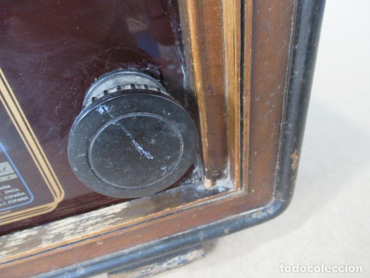 Radios de válvulas: Radio Invicta Mod. 329 - Foto 6 - 168486008