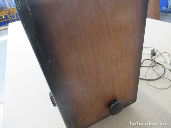 Radios de válvulas: Radio Invicta Mod. 329 - Foto 7 - 168486008