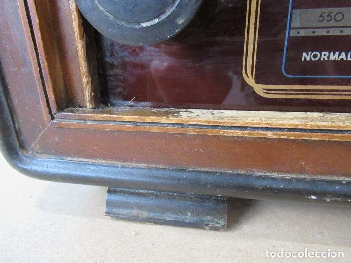 Radios de válvulas: Radio Invicta Mod. 329 - Foto 11 - 168486008