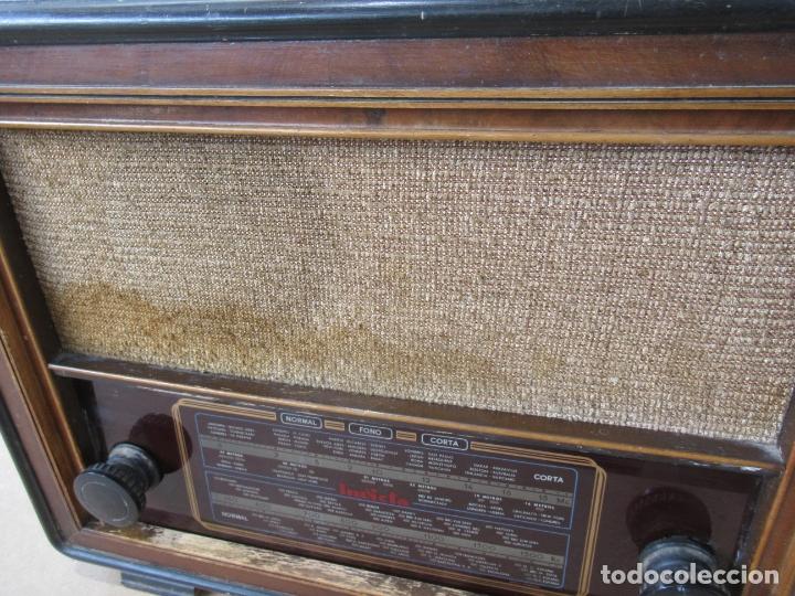 Radios de válvulas: Radio Invicta Mod. 329 - Foto 13 - 168486008