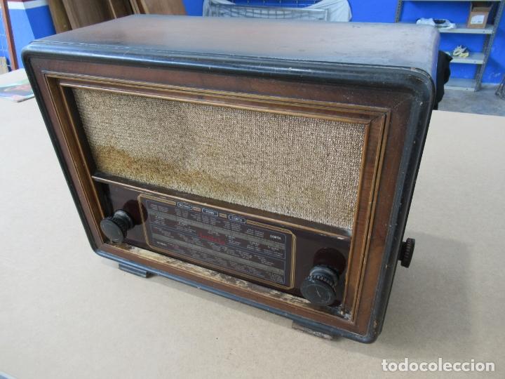Radios de válvulas: Radio Invicta Mod. 329 - Foto 14 - 168486008