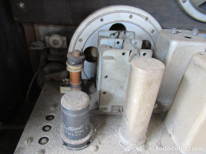Radios de válvulas: Radio Invicta Mod. 329 - Foto 24 - 168486008