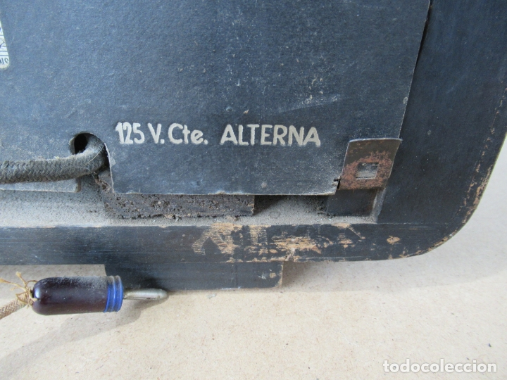 Radios de válvulas: Radio Invicta Mod. 329 - Foto 27 - 168486008