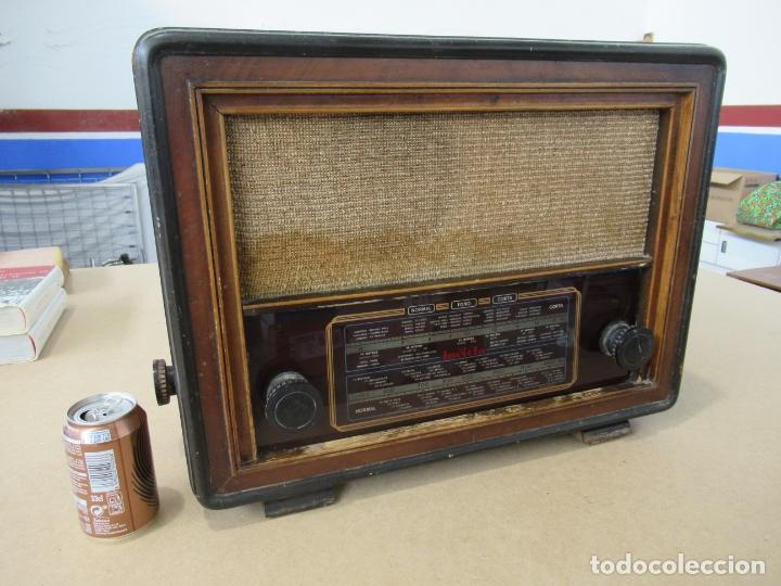 Radios de válvulas: Radio Invicta Mod. 329 - Foto 28 - 168486008
