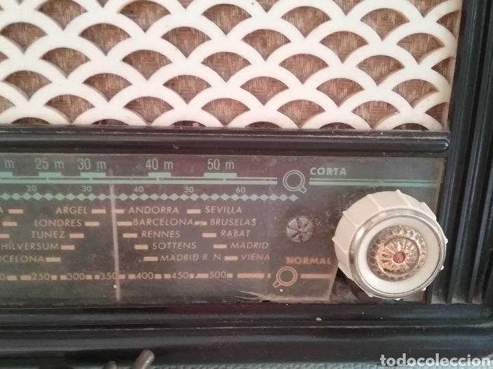 Radios de válvulas: RADIO de válvulas marca ASKAR Mod. 446-U. - Foto 4 - 169050950