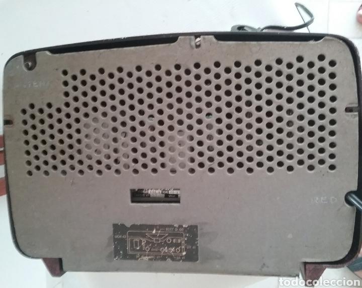 Radios de válvulas: RADIO de válvulas marca ASKAR Mod. 446-U. - Foto 11 - 169050950