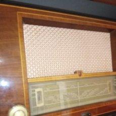 Radios de válvulas: RADIO PHILIPS MODELO BE 541 A. Lote 169170552
