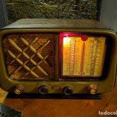 Radios de válvulas: RADIO VALVULAS ELECTRON RADIO EN PERFECTO FUNCIONAMIENTO. Lote 169706560