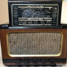 Radios de válvulas: RADIO INVICTA MOD. 243. Lote 170116180