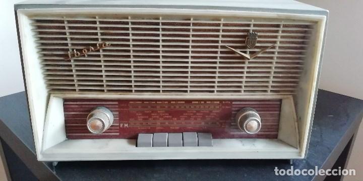 RADIO IBERIA MD FB- 1063 DE VALVULAS (Radios, Gramófonos, Grabadoras y Otros - Radios de Válvulas)