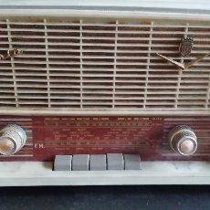 Radios de válvulas: RADIO IBERIA MD FB- 1063 DE VALVULAS. Lote 170556508
