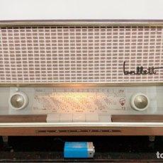 Radios de válvulas: RADIO BLAUPUNKT BALLETT TYP 22010, DE MADERA, BERLÍN (A).. Lote 170558349