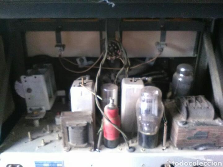 Radios de válvulas: Radio Marconi M-49 - Foto 5 - 150569878