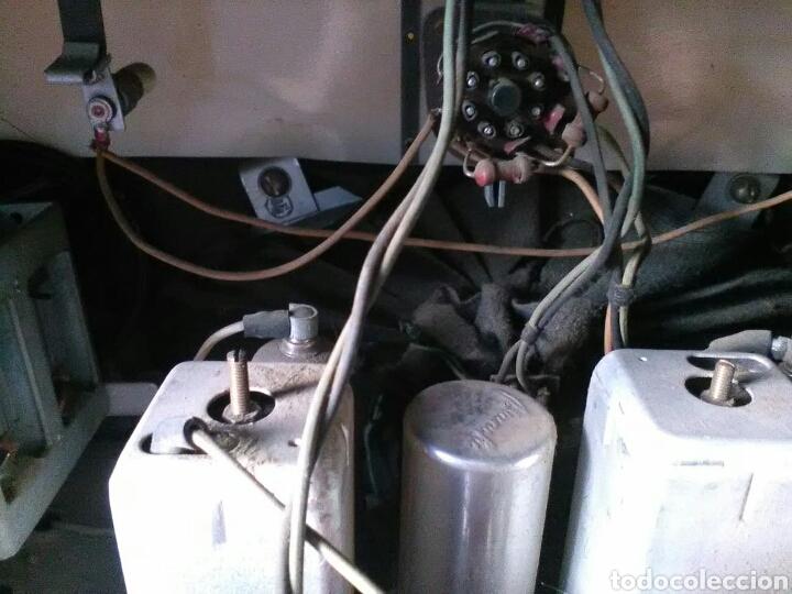 Radios de válvulas: Radio Marconi M-49 - Foto 9 - 150569878